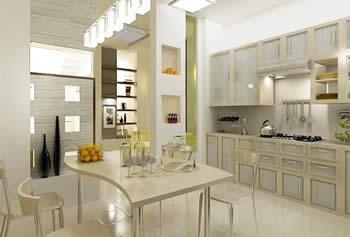 11 điều phong thủy cần kiêng kị cho không gian bếp