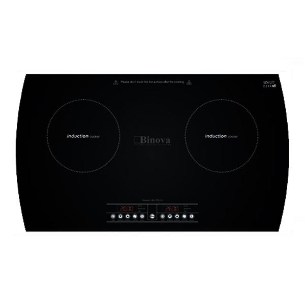 Bếp điện âm kính BI - 2233 - I