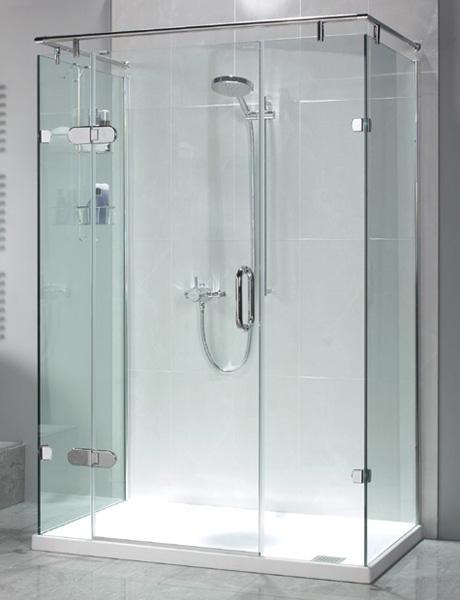vách kính cabin phòng tắm