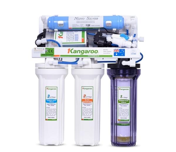 Máy lọc nước Kangaroo RO - KG102 KV
