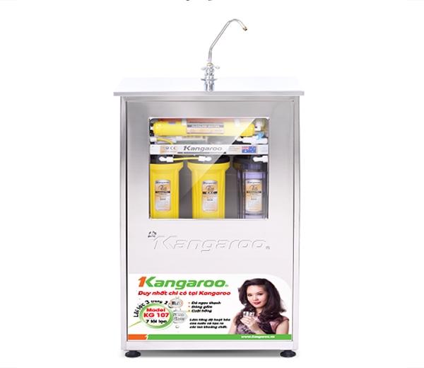 Máy lọc nước Kangaroo RO - KG107 KNT