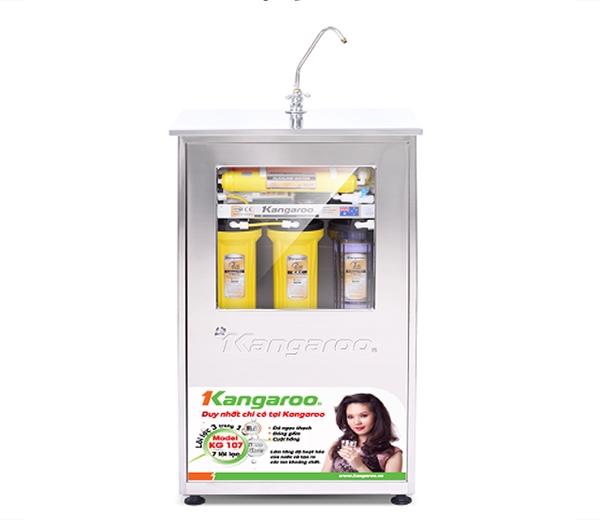 Máy lọc nước Kangaroo RO - KG107 KNT-UV-Asen