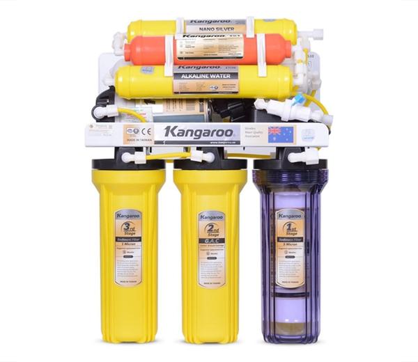 Máy lọc nước Kangaroo RO - KG107 KV - UV