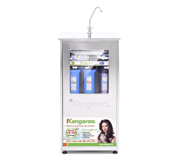 Máy lọc nước Kangaroo RO - KG104 KNT - UV