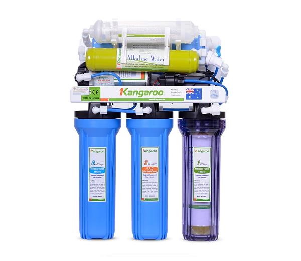 Máy lọc nước Kangaroo RO - KG 104KV.UV.ASEN