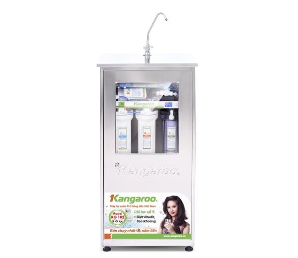 Máy lọc nước Kangaroo RO-KG102 KNT.UV