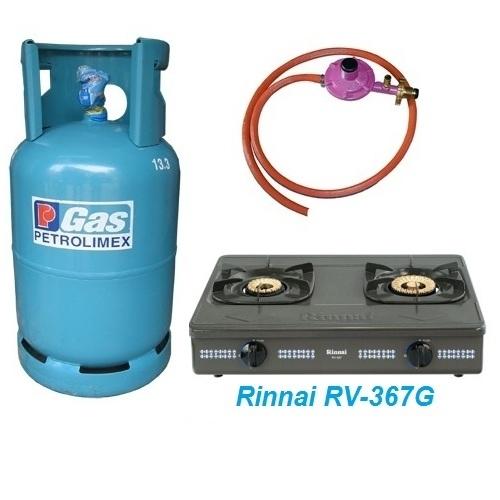 Bộ bếp gas Rinnai RV-367(G)