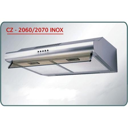 Máy hút mùi Canzy CZ-2060/2070 INOX