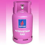 Bình gas Petrovietnam 12kg